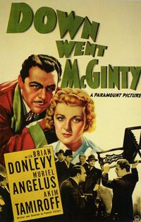 Down Went McGinty - 11 x 17 Movie Poster - Style A