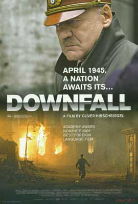 Downfall - 11 x 17 Movie Poster - Style C