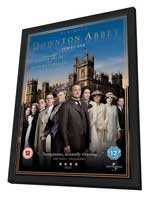 Downton Abbey (TV) - 11 x 17 TV Poster - Style A - in Deluxe Wood Frame