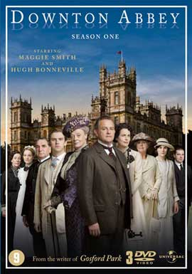 Downton Abbey (TV) - 11 x 17 TV Poster - Style B