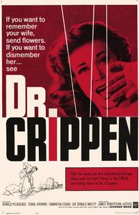 Dr. Crippen - 11 x 17 Movie Poster - Style A