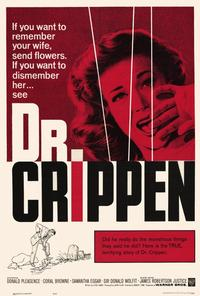 Dr. Crippen - 27 x 40 Movie Poster - Style A