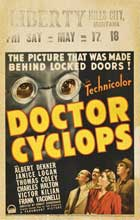 Dr. Cyclops - 27 x 40 Movie Poster - Style C