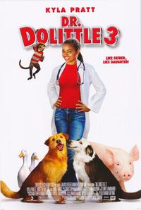 Dr. Dolittle 3 - 43 x 62 Movie Poster - Bus Shelter Style A