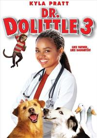 Dr. Dolittle 3 - 11 x 17 Movie Poster - Style B