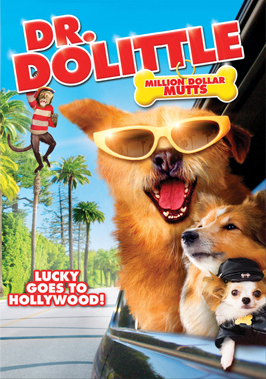 Dr. Dolittle: Million Dollar Mutts - 11 x 17 Movie Poster - Style A