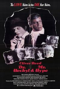 Dr. Heckyl and Mr. Hype - 11 x 17 Movie Poster - Style A