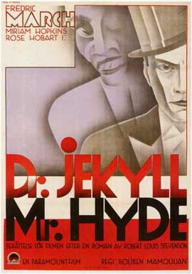 Dr. Jekyll and Mr. Hyde - 11 x 17 Poster - Foreign - Style A
