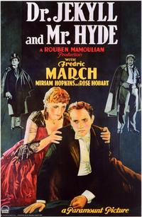 Dr. Jekyll and Mr. Hyde - 11 x 17 Movie Poster - Style C