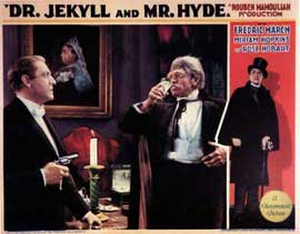 Dr. Jekyll and Mr. Hyde - 11 x 14 Movie Poster - Style B