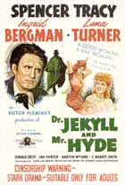 Dr. Jekyll and Mr. Hyde - 27 x 40 Movie Poster - Style A