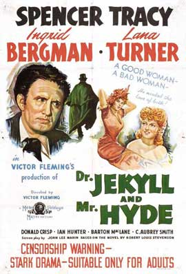 Dr. Jekyll and Mr. Hyde - 11 x 17 Movie Poster - Style A
