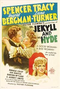 Dr. Jekyll and Mr. Hyde - 27 x 40 Movie Poster - Style B