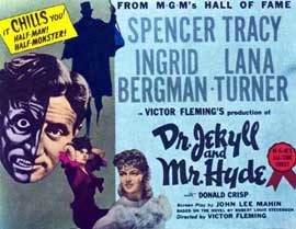 Dr. Jekyll and Mr. Hyde - 11 x 14 Movie Poster - Style A