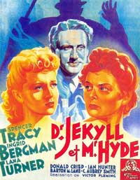 Dr. Jekyll and Mr. Hyde - 11 x 17 Movie Poster - French Style A