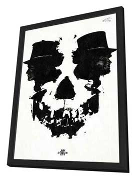 Dr. Jekyll and Mr. Hyde - 11 x 17 Movie Poster - Style A - in Deluxe Wood Frame