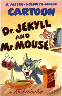 Dr. Jekyll and Mr. Mouse - 11 x 17 Movie Poster - Style A