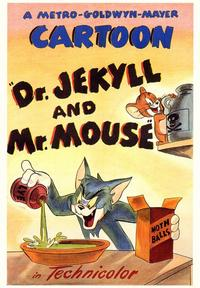 Dr. Jekyll and Mr. Mouse - 43 x 62 Movie Poster - Bus Shelter Style A