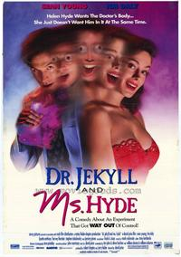 Dr. Jekyll and Ms. Hyde - 11 x 17 Movie Poster - Style A