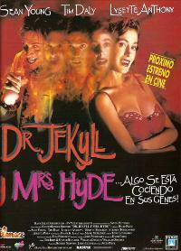 Dr. Jekyll and Ms. Hyde - 11 x 17 Movie Poster - Spanish Style A