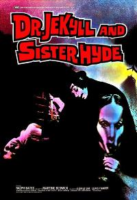 Dr. Jekyll and Sister Hyde - 11 x 17 Movie Poster - Style B