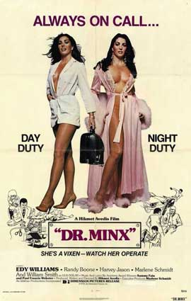 Dr. Minx - 11 x 17 Movie Poster - Style A