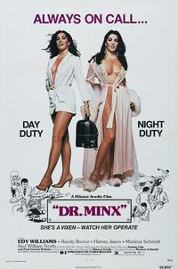 Dr. Minx - 43 x 62 Movie Poster - Bus Shelter Style A