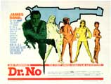 Dr. No - 11 x 14 Movie Poster - Style B