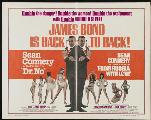 Dr. No - 22 x 28 Movie Poster - Half Sheet Style B