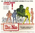 Dr. No - 30 x 30 Movie Poster - Style A