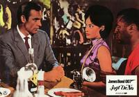 Dr. No - 11 x 14 Poster German Style D