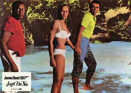 Dr. No - 11 x 14 Poster German Style F