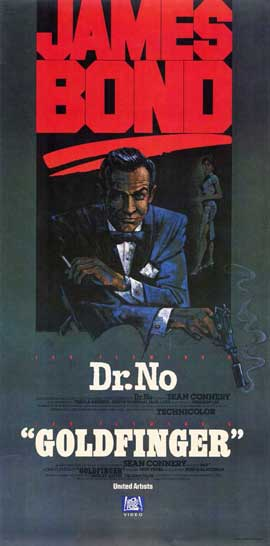 Dr. No - 11 x 17 Movie Poster - Style D