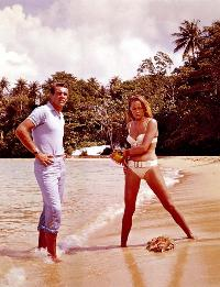 Dr. No - 8 x 10 Color Photo #17