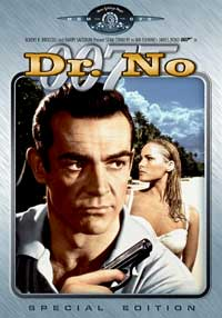 Dr. No - 43 x 62 Movie Poster - Bus Shelter Style C