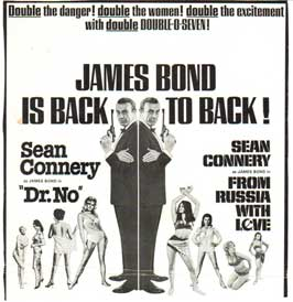 Dr. No - 30 x 30 Movie Poster - Style B