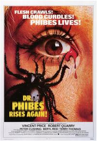 Dr. Phibes Rises Again - 43 x 62 Movie Poster - Bus Shelter Style A