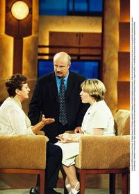 Dr. Phil - 8 x 10 Color Photo #1