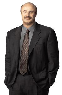 Dr. Phil - 8 x 10 Color Photo #5