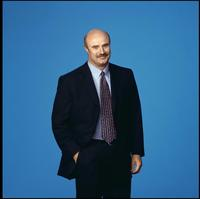 Dr. Phil - 8 x 10 Color Photo #7