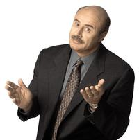 Dr. Phil - 8 x 10 Color Photo #9