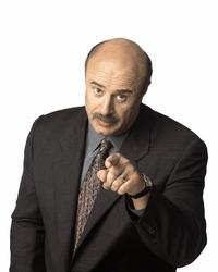 Dr. Phil - 8 x 10 Color Photo #10