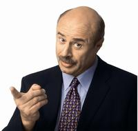 Dr. Phil - 8 x 10 Color Photo #12