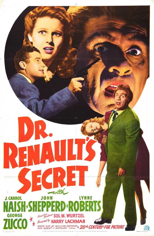 Dr. Renault's Secret movie