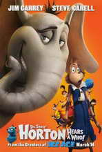Dr. Seuss' Horton Hears a Who! - 27 x 40 Movie Poster - Style A
