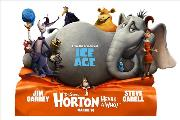 Dr. Seuss' Horton Hears a Who! - 27 x 40 Movie Poster - Style C