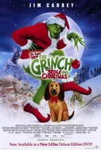Dr. Seuss' How the Grinch Stole Christmas - 27 x 40 Movie Poster - Style C