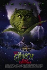 Dr. Seuss' How the Grinch Stole Christmas - 11 x 17 Movie Poster - Style B