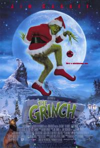Dr. Seuss' How the Grinch Stole Christmas - 11 x 17 Movie Poster - Style C