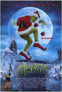 Dr. Seuss' How the Grinch Stole Christmas - 27 x 40 Movie Poster - Spanish Style A